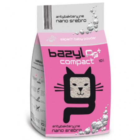 Bazyl Ag+ Compact Baby Powder