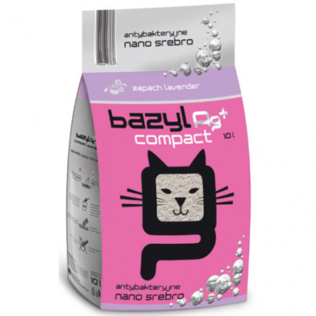 Bazyl Ag+ Compact Lavender